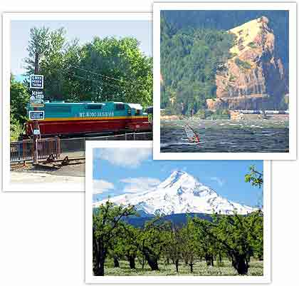 Images of Hood River, Oregon