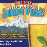 Hard-Pressed Cider Festival in the Hood River Valley